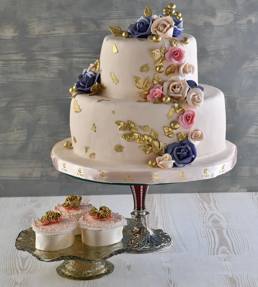 Düğün & Nişan Pastaları 13