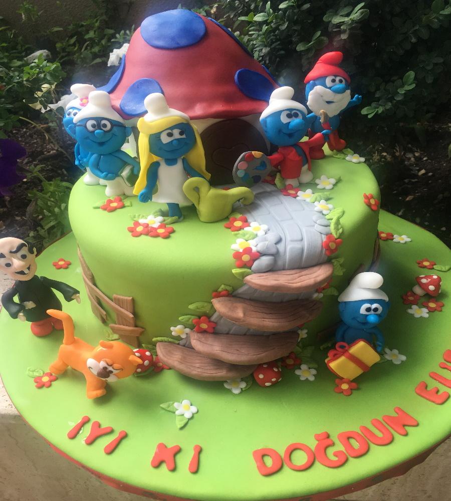 Çocuk Pastaları 11