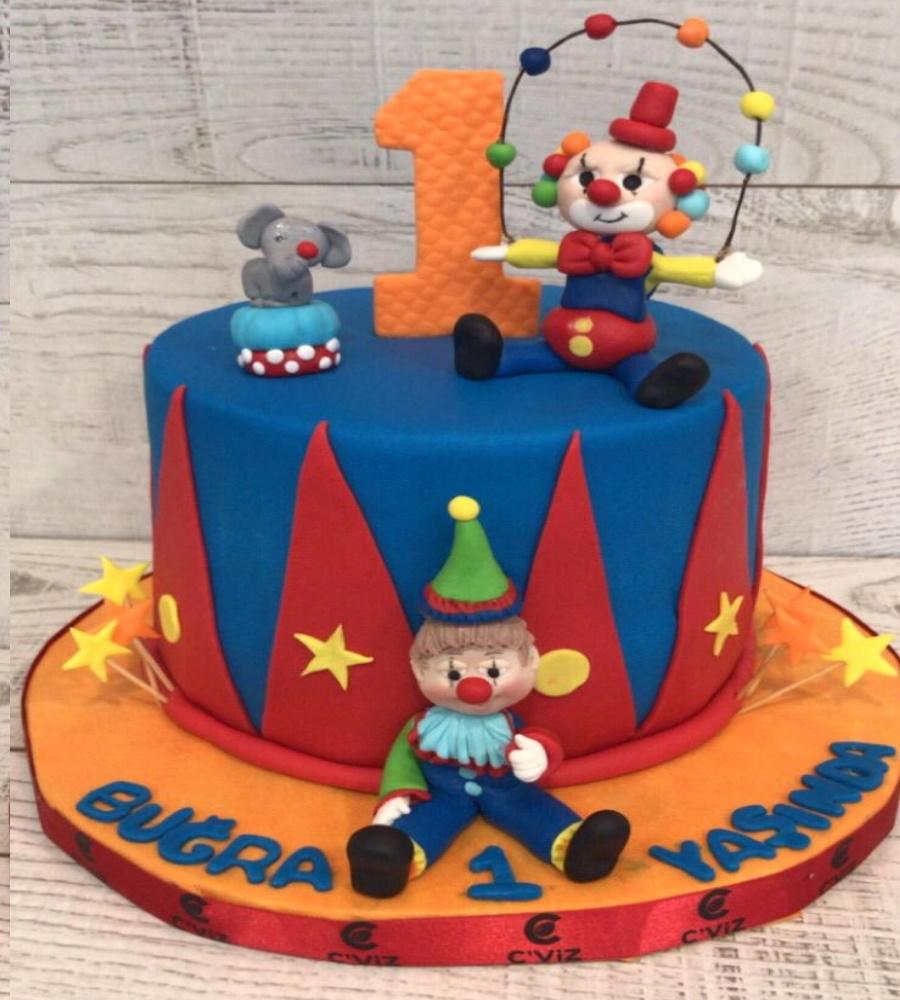 Çocuk Pastaları 21