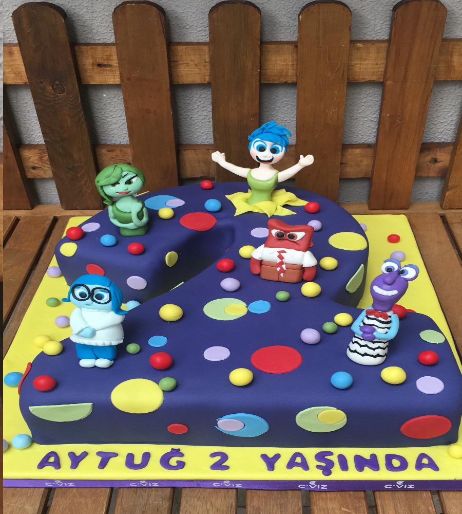 Çocuk Pastaları 37
