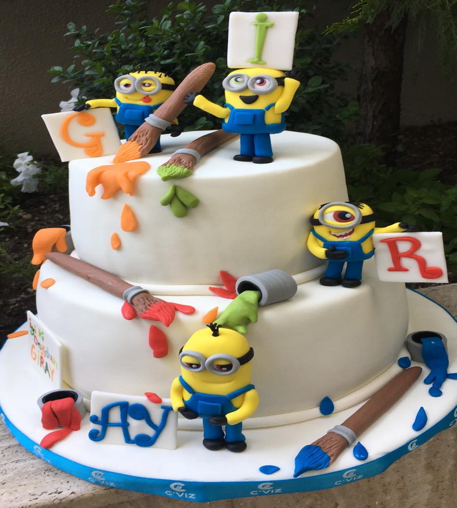 Çocuk Pastaları 47