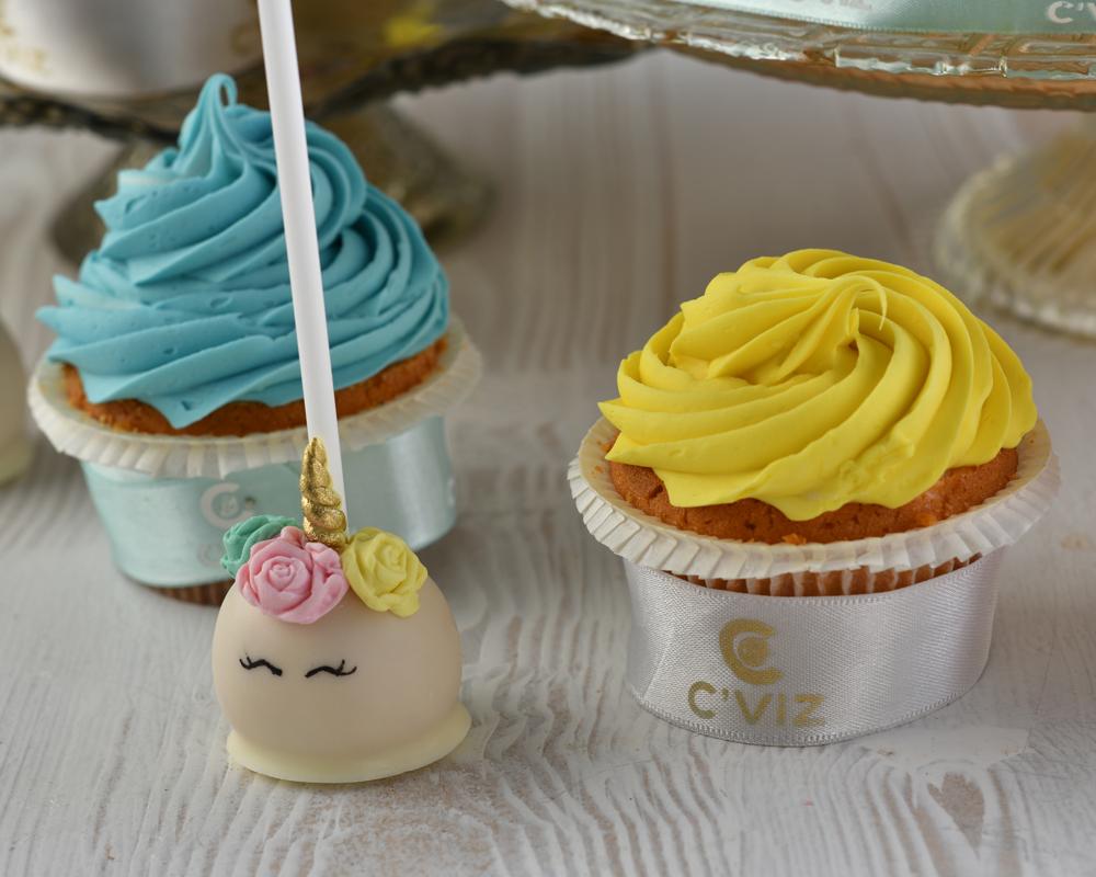 Cupcake Çeşitleri