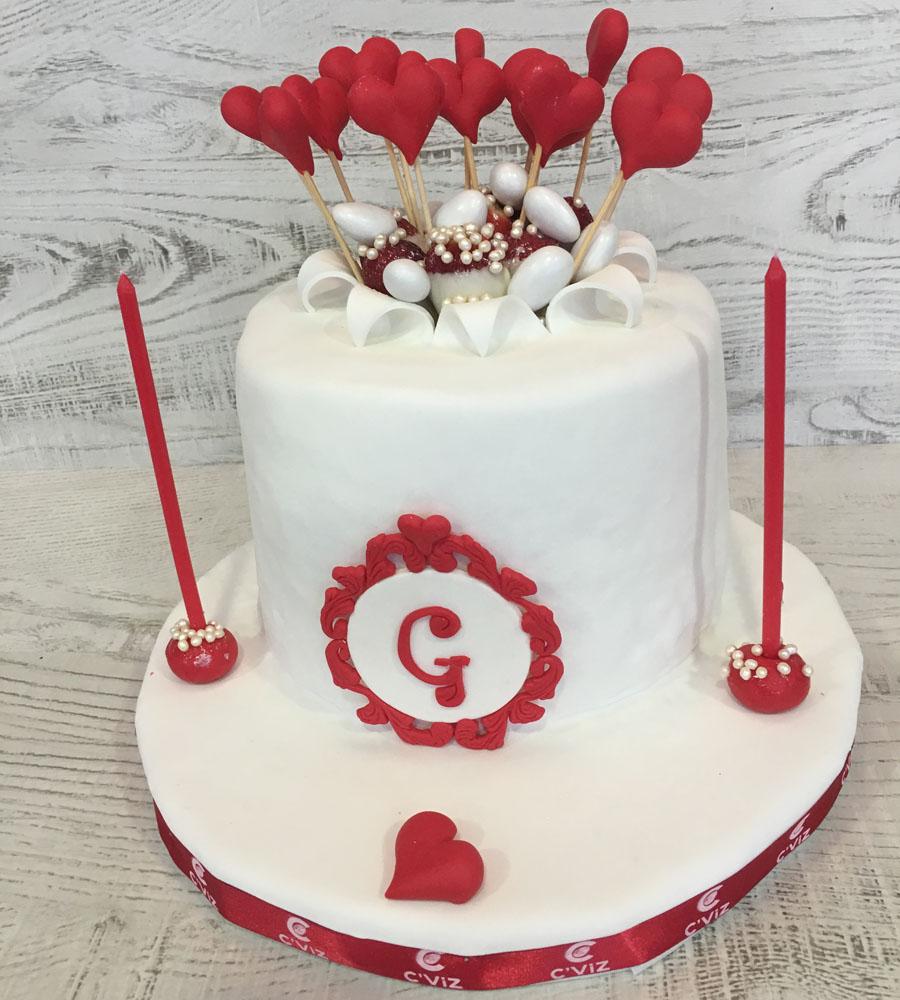 Düğün & Nişan Pastaları 10