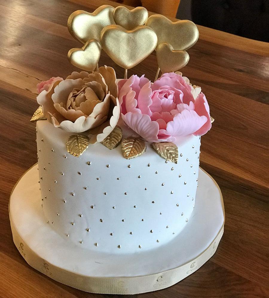 Düğün & Nişan Pastaları 11