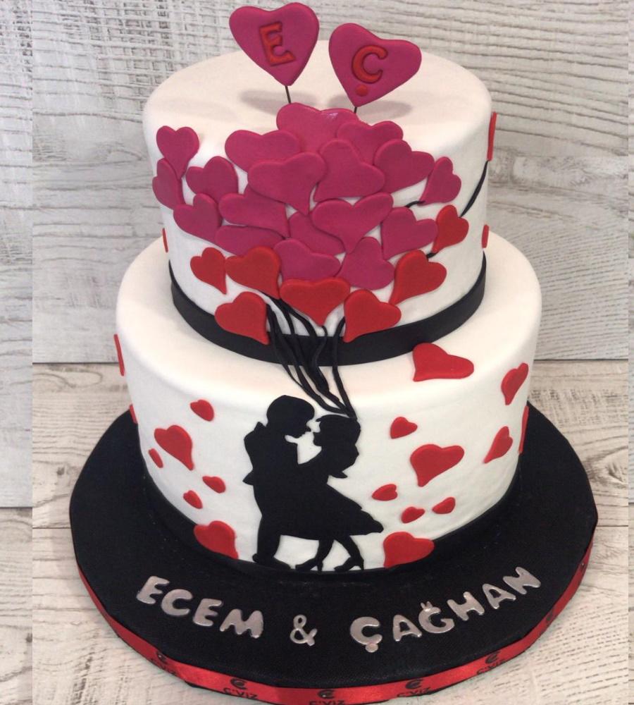 Düğün & Nişan Pastaları 3