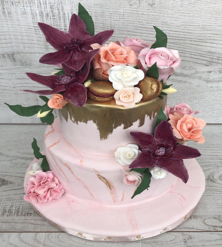 Düğün & Nişan Pastaları 9