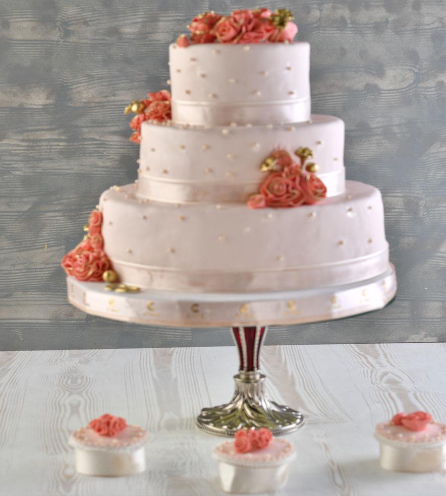 Düğün & Nişan Pastaları 12