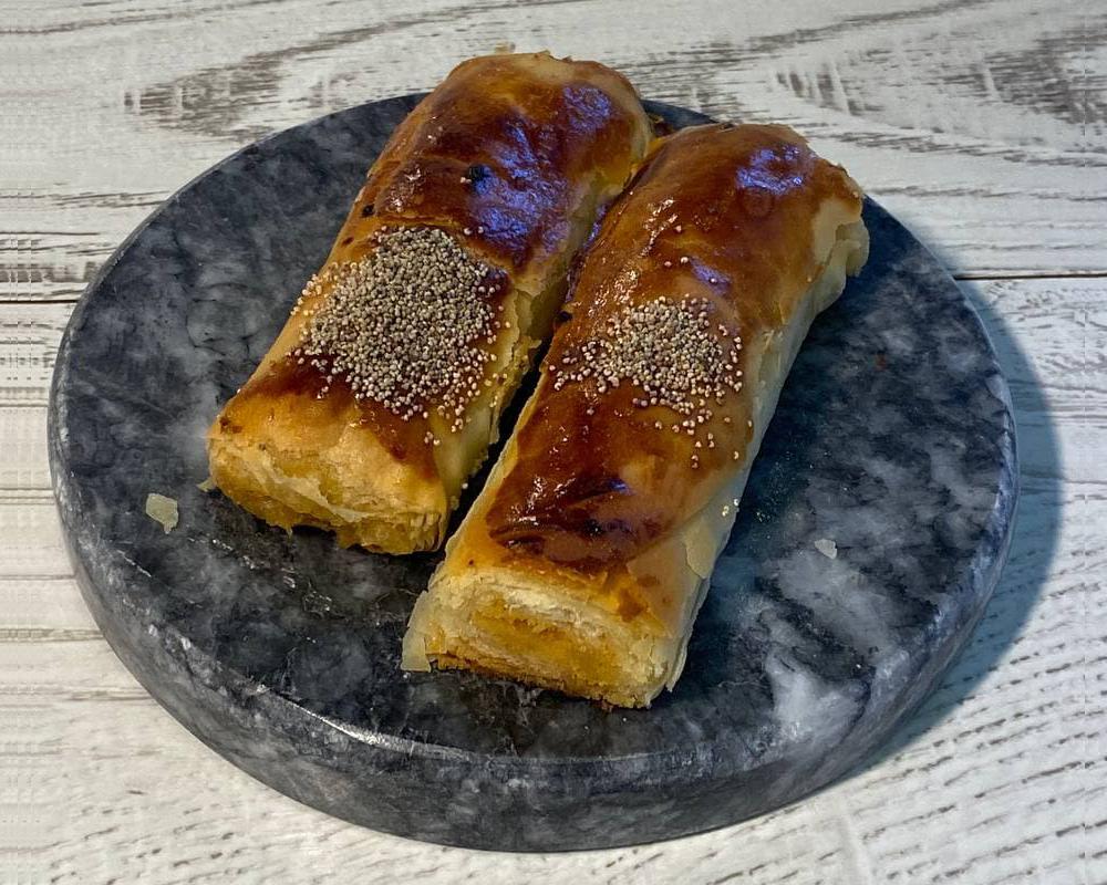 Patatesli Ev Böreği